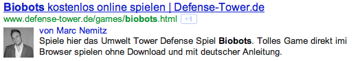 Authorship bei Google live