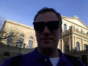 Selfie von Marc Nemitz CeBIT