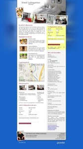 Homepage Hotel Lahngarten