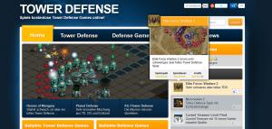 Der neue Internetauftritt von http://www.defense-tower.de/