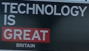 Partner der CeBIT 2014 Großbritanien